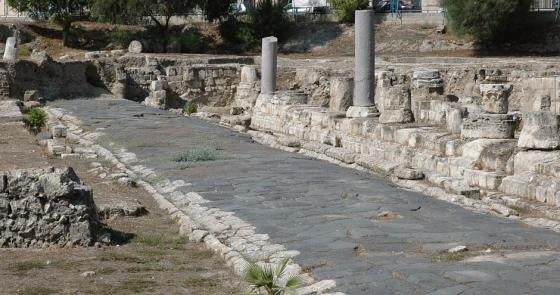 Droga rzymska w Tarsie