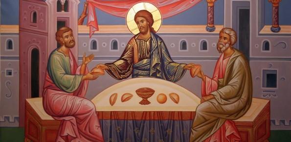 Cristo em Emaús