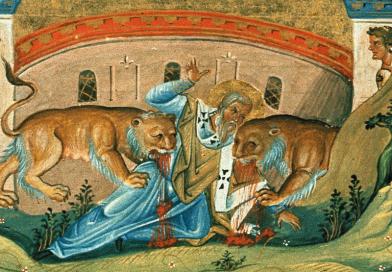 Dzień męczeństwa św. Ignacego