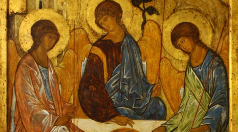 Augustyn o Trójcy Świętej