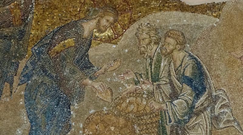 Beda Czcigodny o rozmnożeniu chleba
